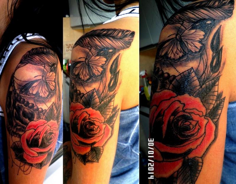 Tatuaz Tatuaze Eindhoven I Okolice Holandia